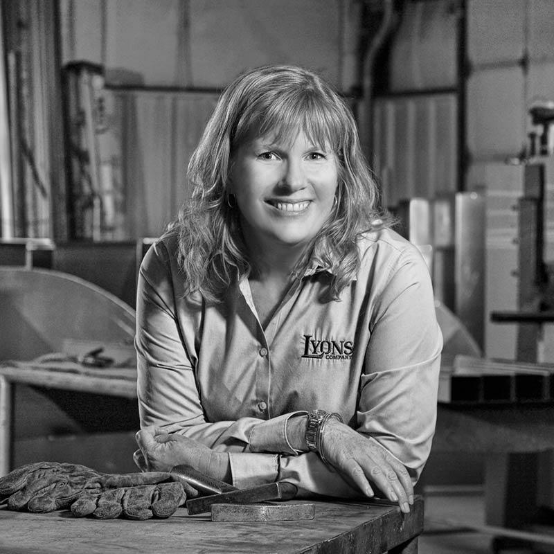 Denise Lyons Dickinson - President