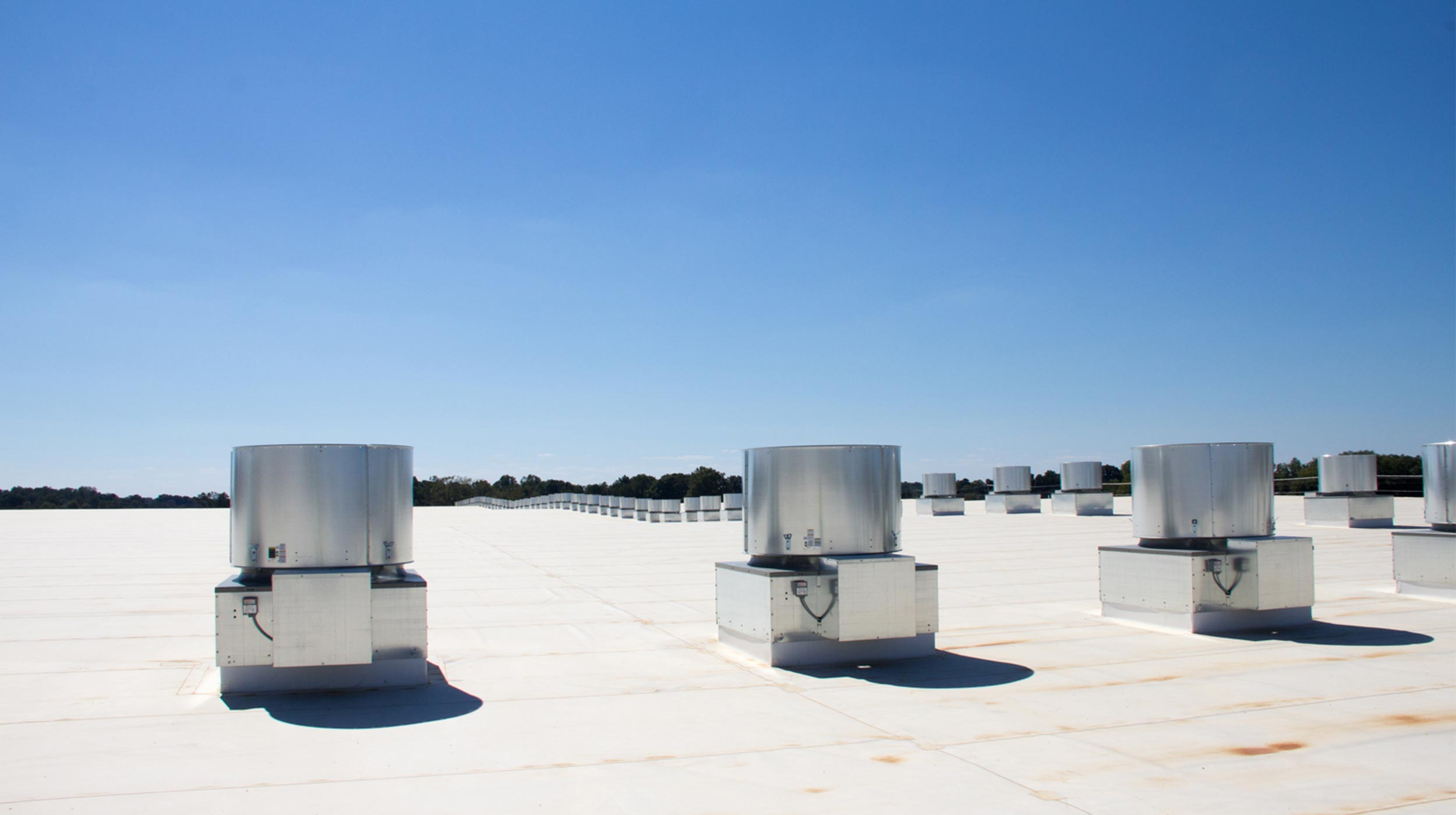 Academy Sports Rooftop Units